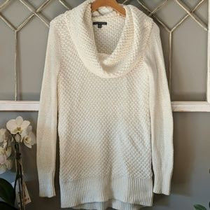 American Eagle cowl neck oversized Sweater